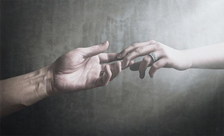 Malerei: Patrick Kramer