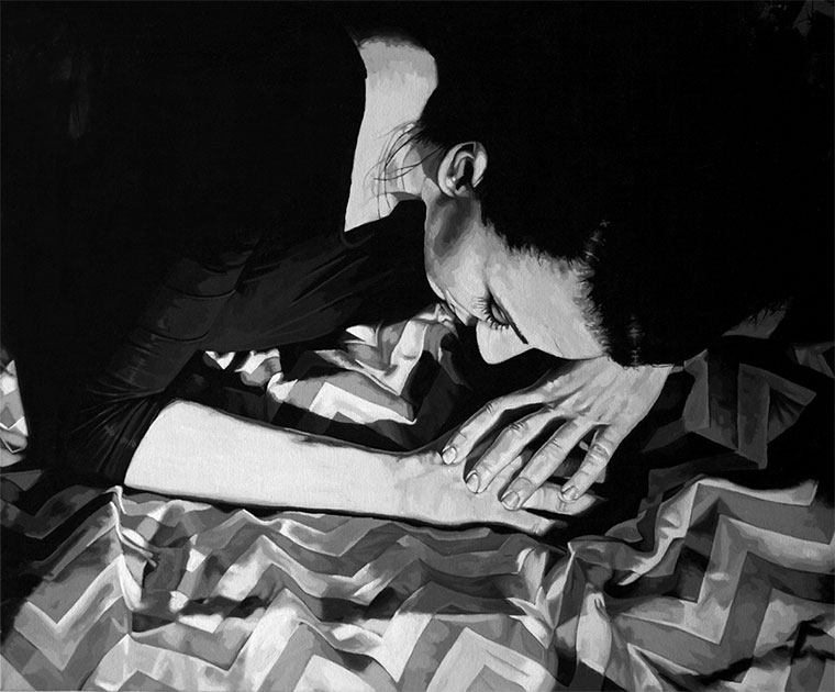 Schwarz-Weiß-Malerei: Rebecca Adams Rebecca_Adams_05