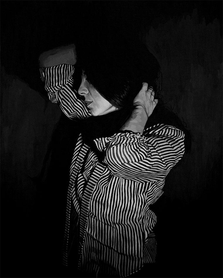 Schwarz-Weiß-Malerei: Rebecca Adams Rebecca_Adams_06