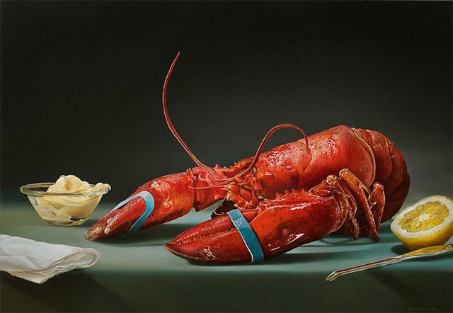 Hyperrealistische Gemälde von Essen Tjalf_Sparnaay_02