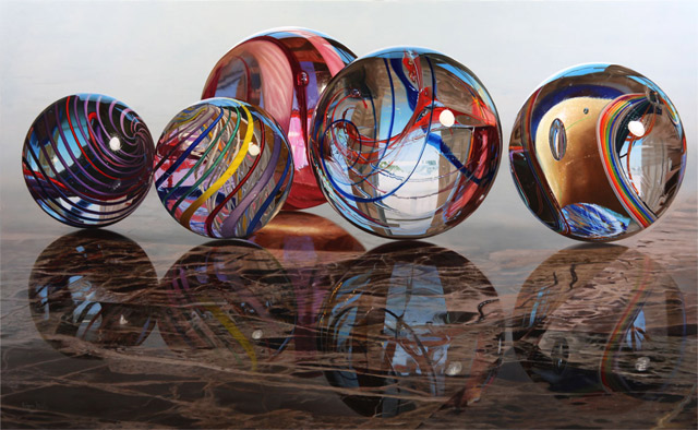 hyper realistic paintings by Steve Mills