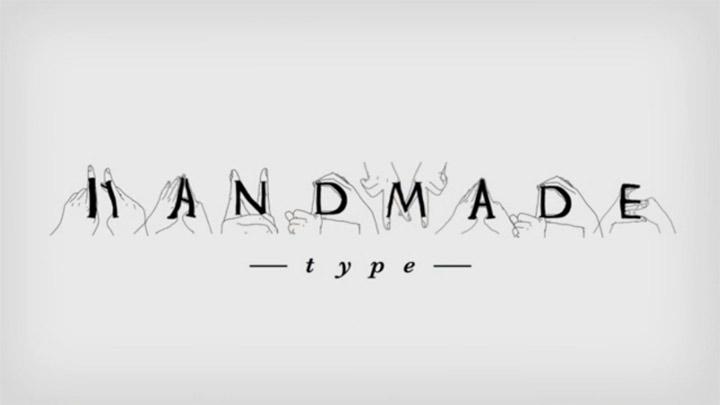 Typo: Handgemacht HANDMAN_type