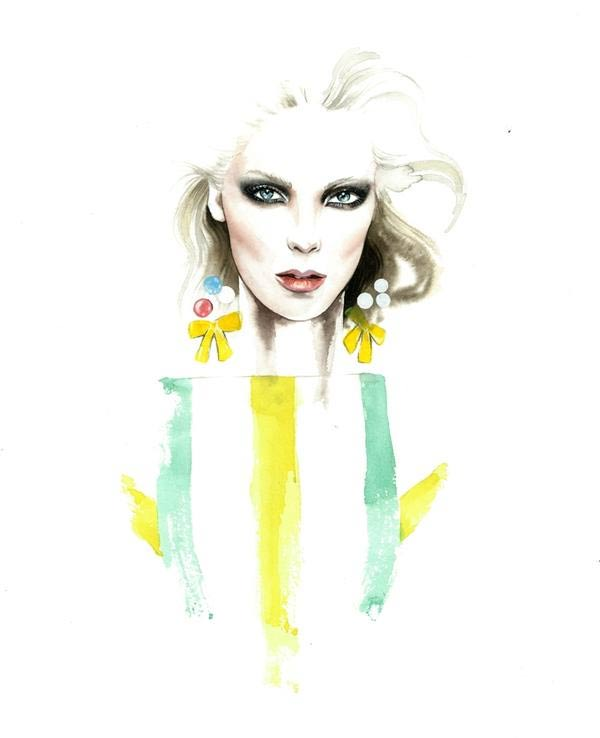 Fashion Illustration: Antonio Soares Antonio_Soares_02