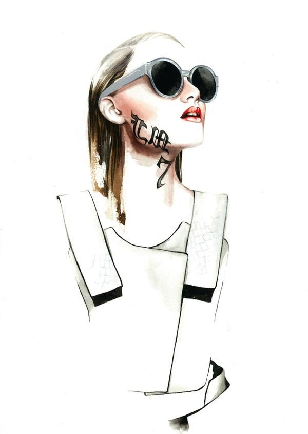 Fashion Illustration: Antonio Soares Antonio_Soares_03