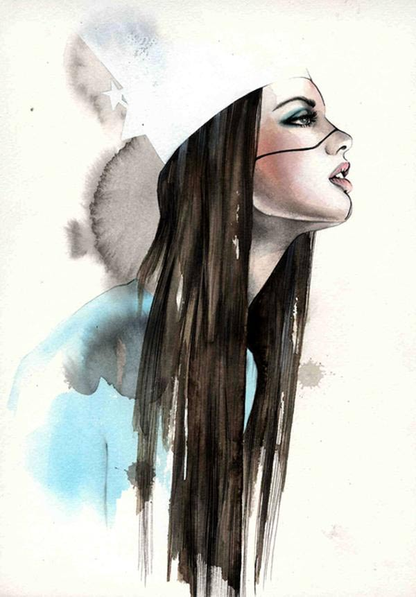 Fashion Illustration: Antonio Soares Antonio_Soares_07