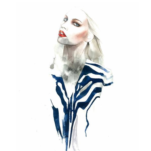 Fashion Illustration: Antonio Soares Antonio_Soares_10