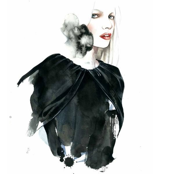 Fashion Illustration: Antonio Soares Antonio_Soares_11