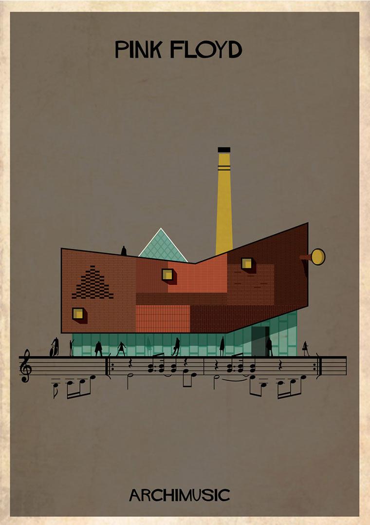 Wenn Musiker Häuser wären