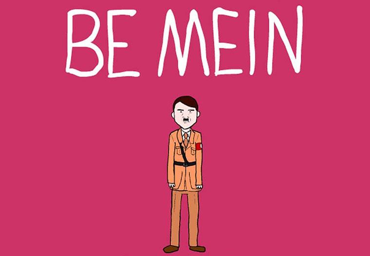 Auch Diktatoren suchen Liebe Ben-Kling_01