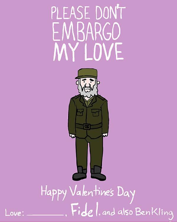 Auch Diktatoren suchen Liebe Ben-Kling_09
