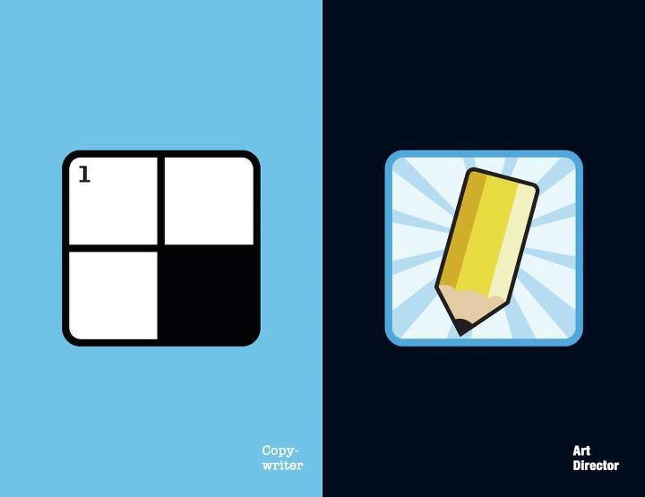 Illustration: Copywriter vs. Art Director CW_vs_AD_08