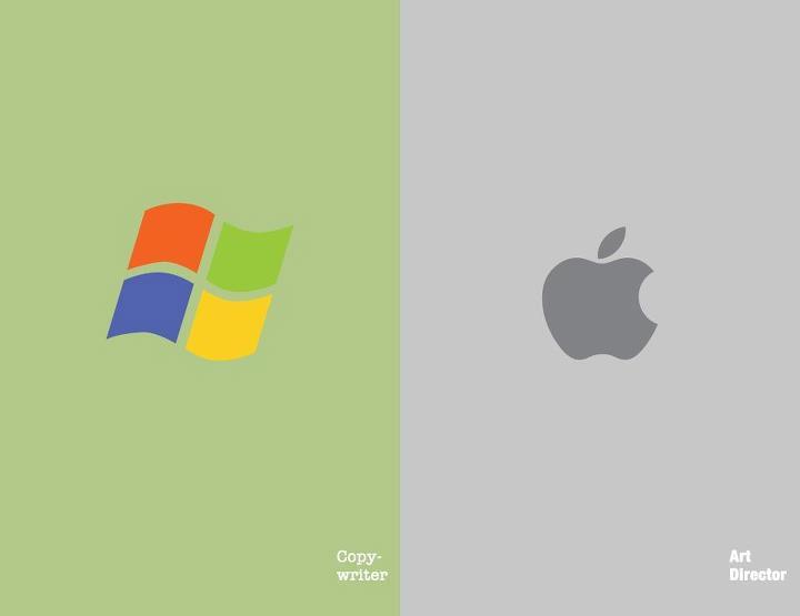 Illustration: Copywriter vs. Art Director CW_vs_AD_10
