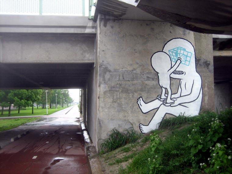 Wandillustrationen von Daan Botlek Daan_Botlek_10