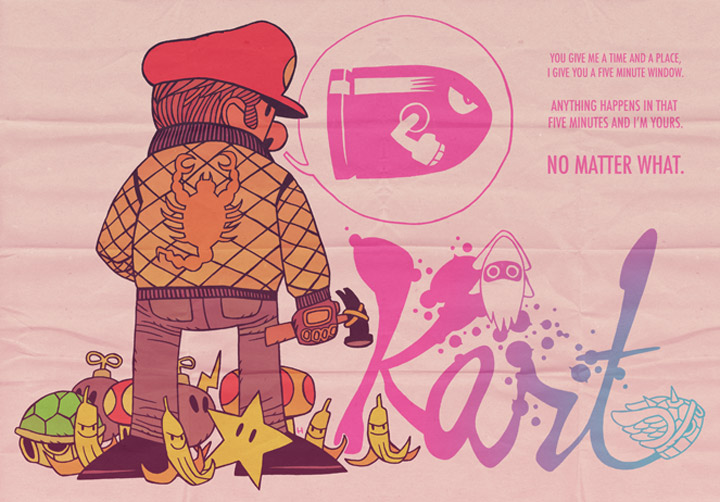 Mashup-Illustrationen: Dan Hipp Dan_Hipp_01