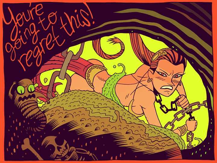 Mashup-Illustrationen: Dan Hipp Dan_Hipp_11