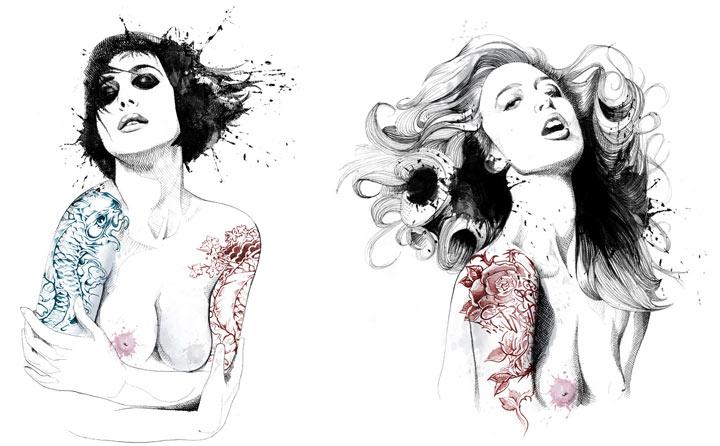 Farbenfrohe Illustration: David Despau David_Despau_16
