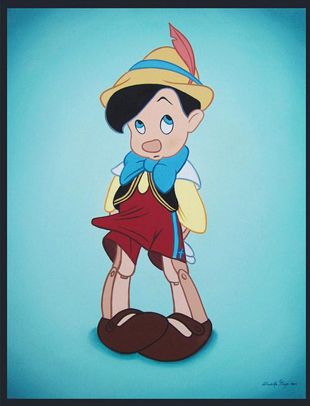 fixender Pinocchio und seine schwulen Freunde Disenchanted_12