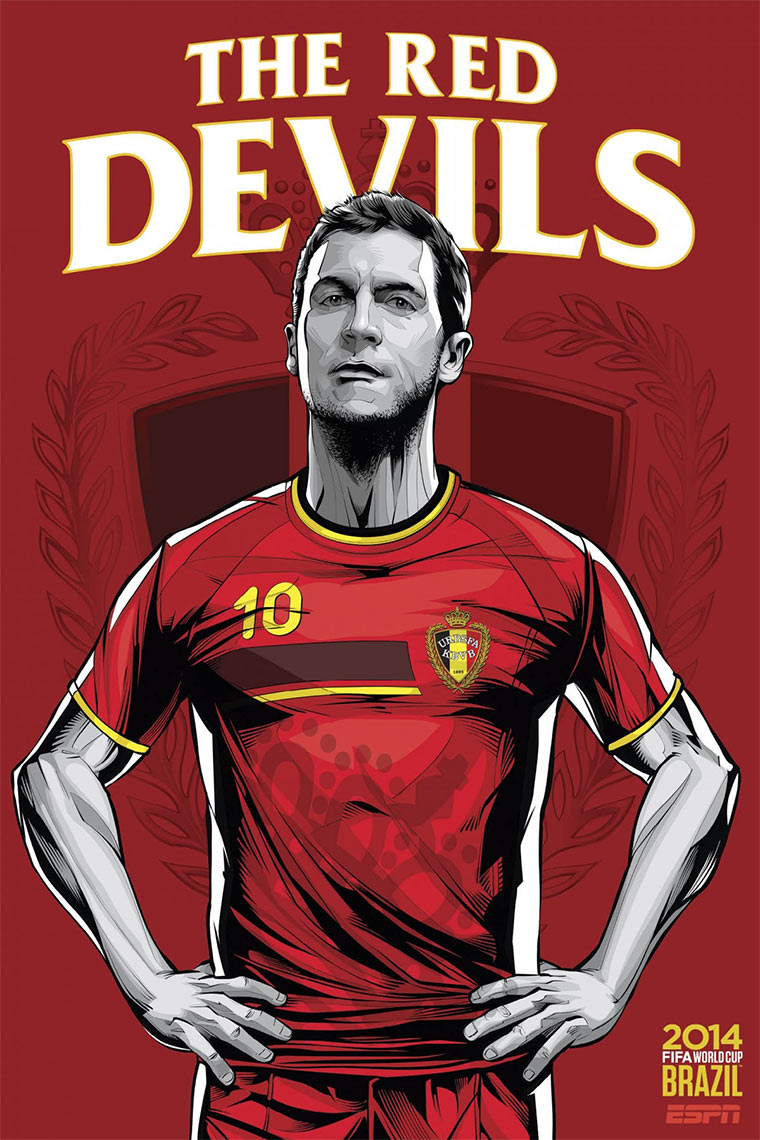 Design-Poster der WM-Teams ESPN_Worldcup-posters_06