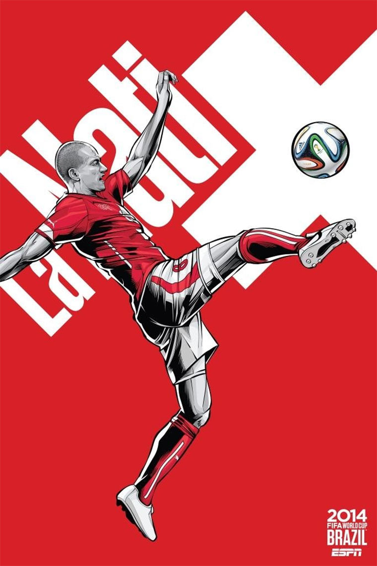 Design-Poster der WM-Teams ESPN_Worldcup-posters_09