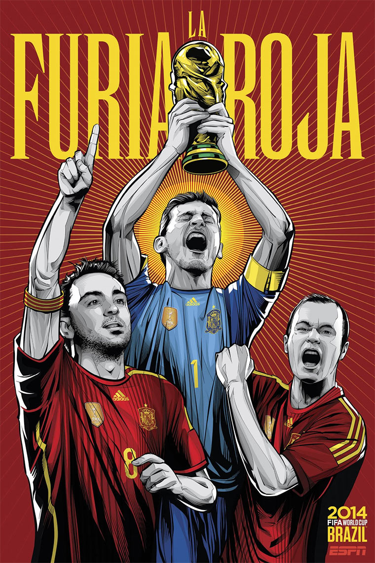Design-Poster der WM-Teams ESPN_Worldcup-posters_10