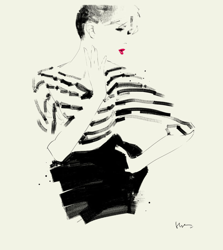 Fashion Illustration: Floyd Grey Floyd_Grey_06
