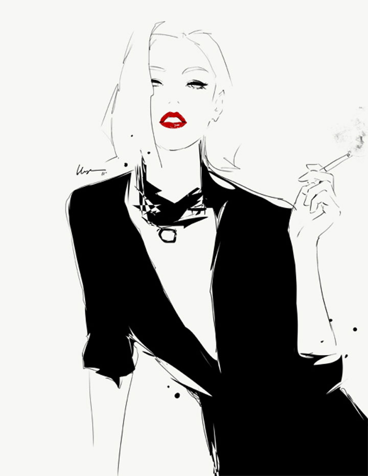 Fashion Illustration: Floyd Grey Floyd_Grey_10