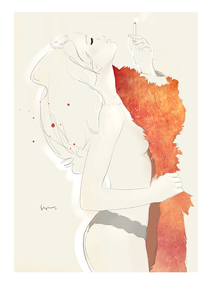 Fashion Illustration: Floyd Grey Floyd_Grey_11