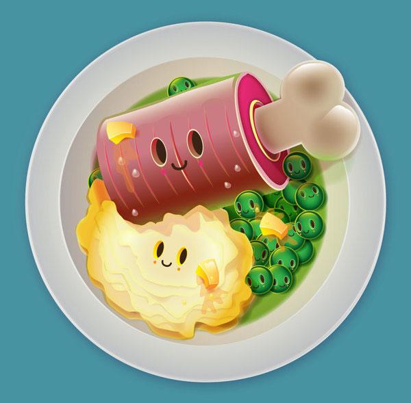 Glückliche Mahlzeiten: I love food! I_love_food_05
