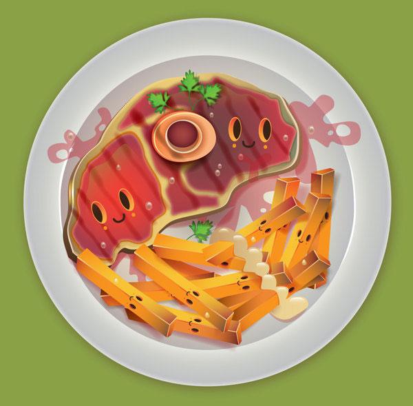Glückliche Mahlzeiten: I love food! I_love_food_08