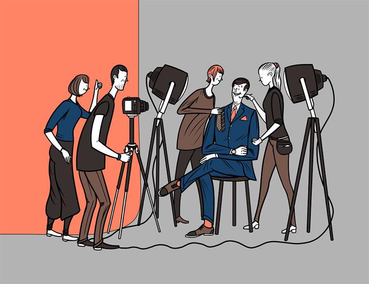 Illustration: Janne Iivonen