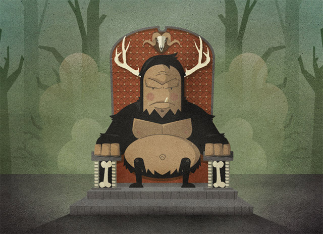 illustrations by Justin Mezzell