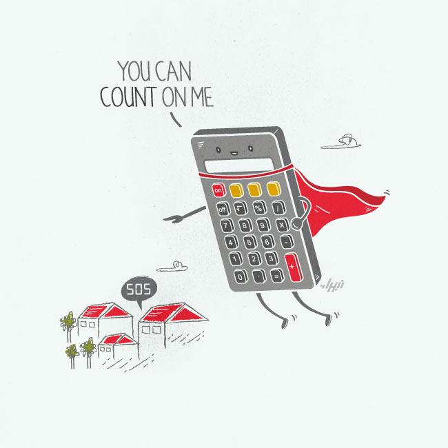 humorvolle Illustrationen: Nabhan Abdullatif NaBHaN_13
