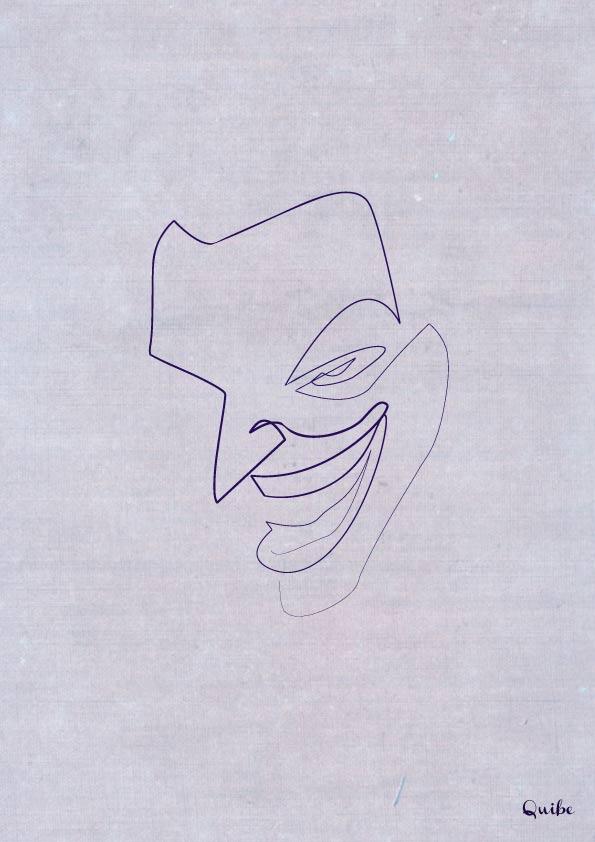 Zeichnungen aus einer einzigen Linie One_Line_Drawings_06
