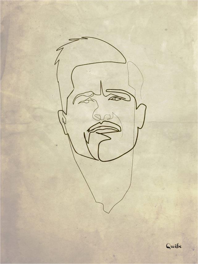 One Line Art : Zeichnungen aus einer einzigen linie