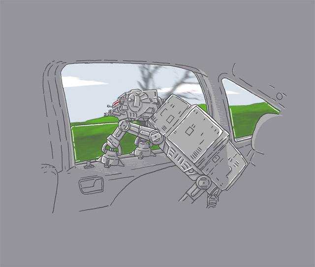 Skurrile Illustrationen: Rodrigo Ferreira Rodrigo_Ferreira_06