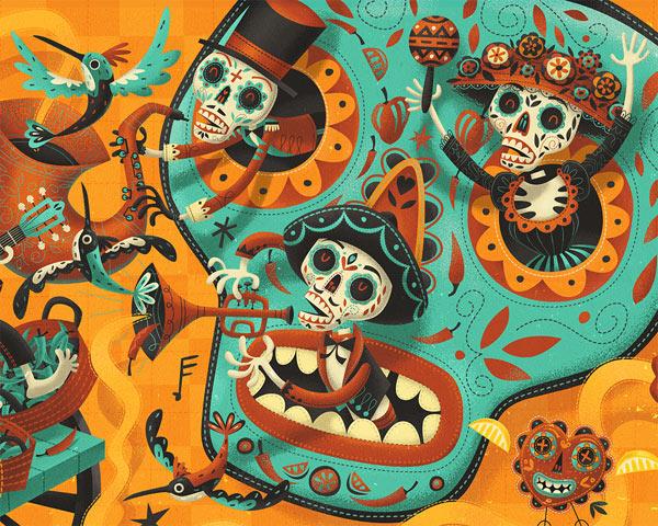 Illustration: Steve Simpson