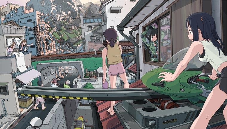Cyberpunk-Illustrationen von Sukabu Sukabu_06