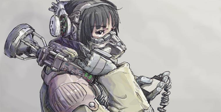 Cyberpunk-Illustrationen von Sukabu Sukabu_08