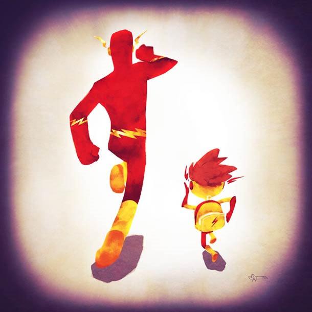 Sweet: Superheldenfamilien Superhero_Families_06