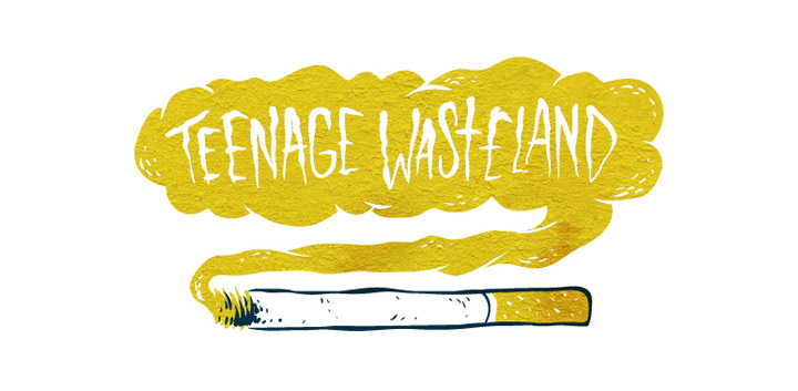 Illustration: Teenage Wasteland Teenage_Wasteland_09