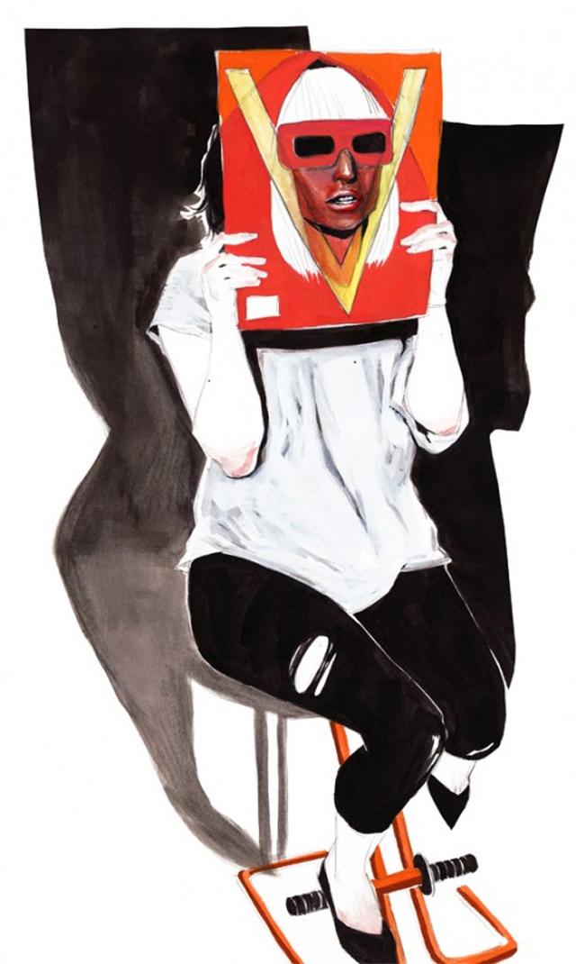 illustrations by Trox Galluzzi