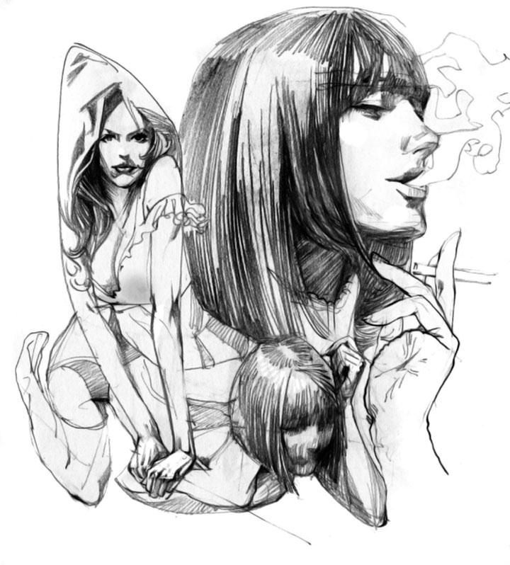 Klasse Illustrationen: Zhang Weber Zhang_Weber_02