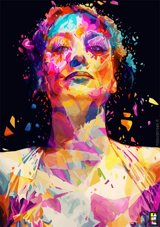 illustration: abstract colors by Alessandro Pautasso