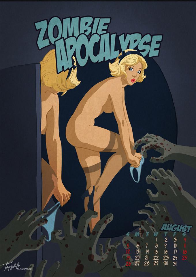 Der Apocalypse Kalender apocalypse_calender_08