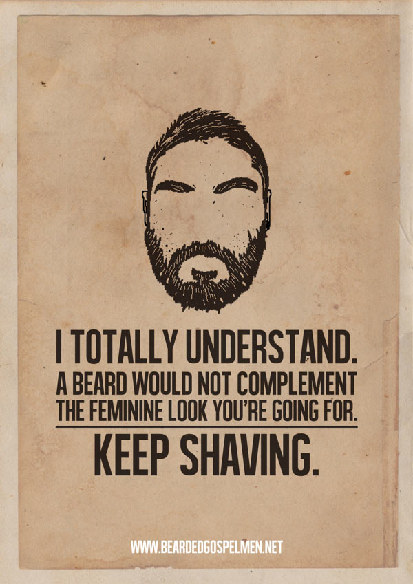 Illustration: Bart-Zitate beard_quotes_03