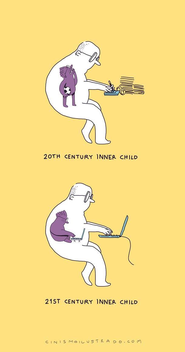 Illustration: Cinismo Ilustrado