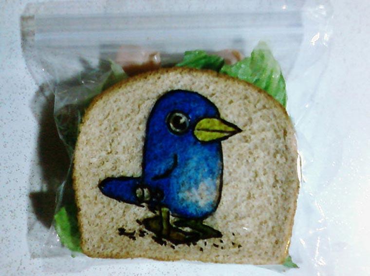 Vater bemalt täglich Sandwichtüten der Kinder dads_sandwich-bags_03