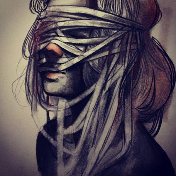 Illustration & Timelapse: Elfan elfandiary_dailytimelapse_03