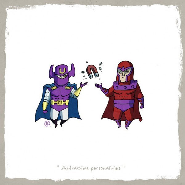 Little Superhero Friends