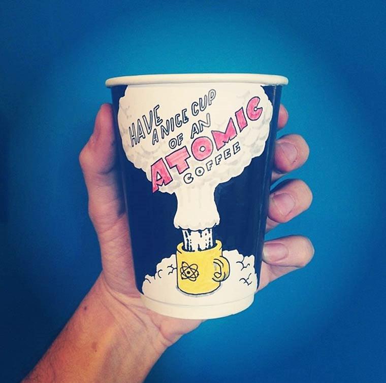 Kaffeebecher-Illustrationen luftaffe_03